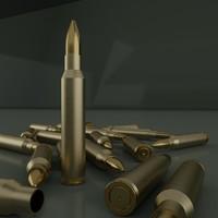 39. 5x45 mm bullet