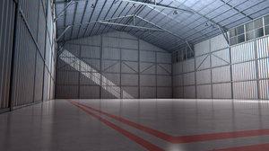 aircraft hangar max