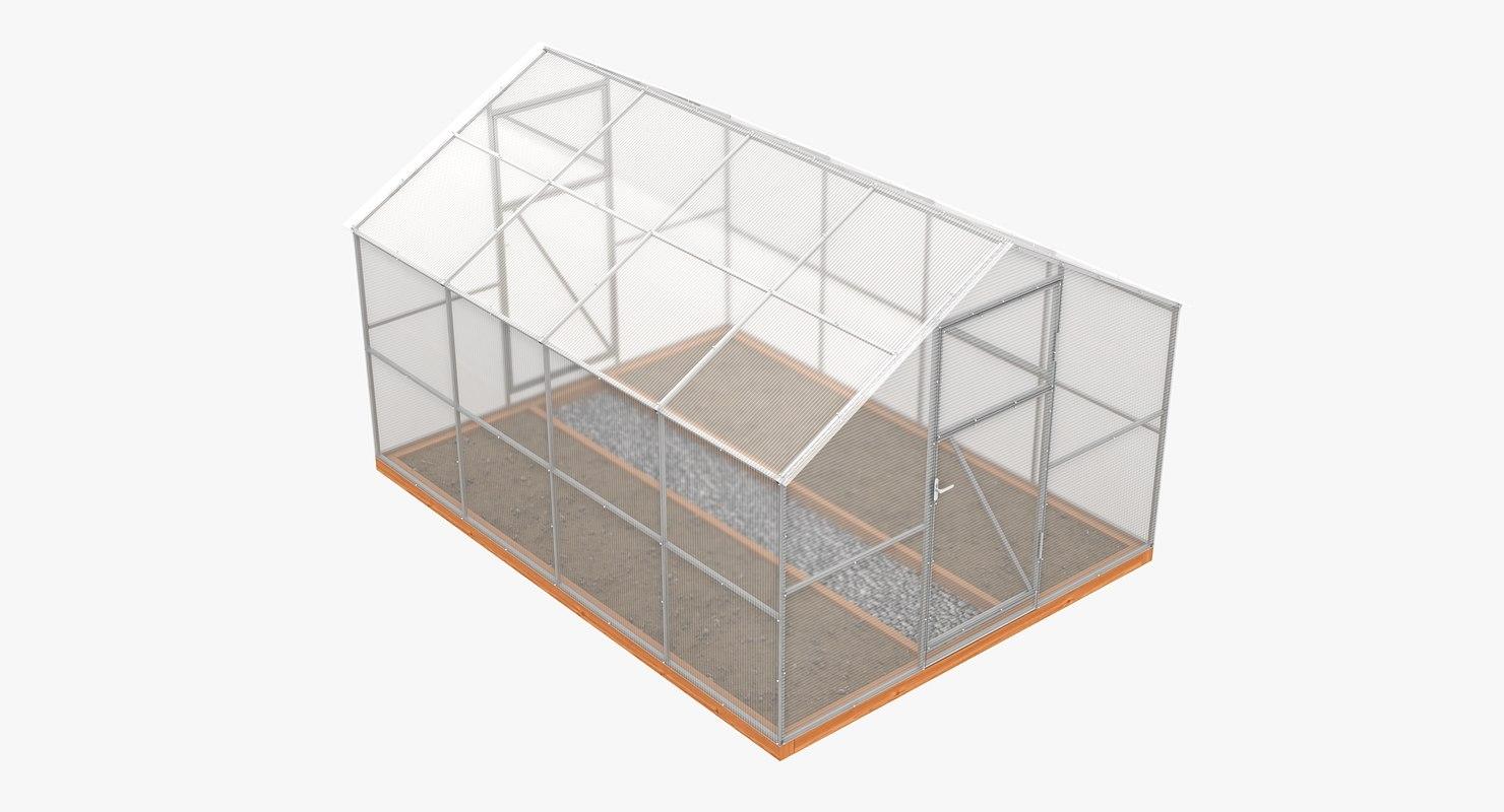 greenhouse 2 3d 3ds