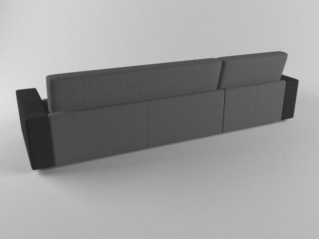 3d sofa richard burton model