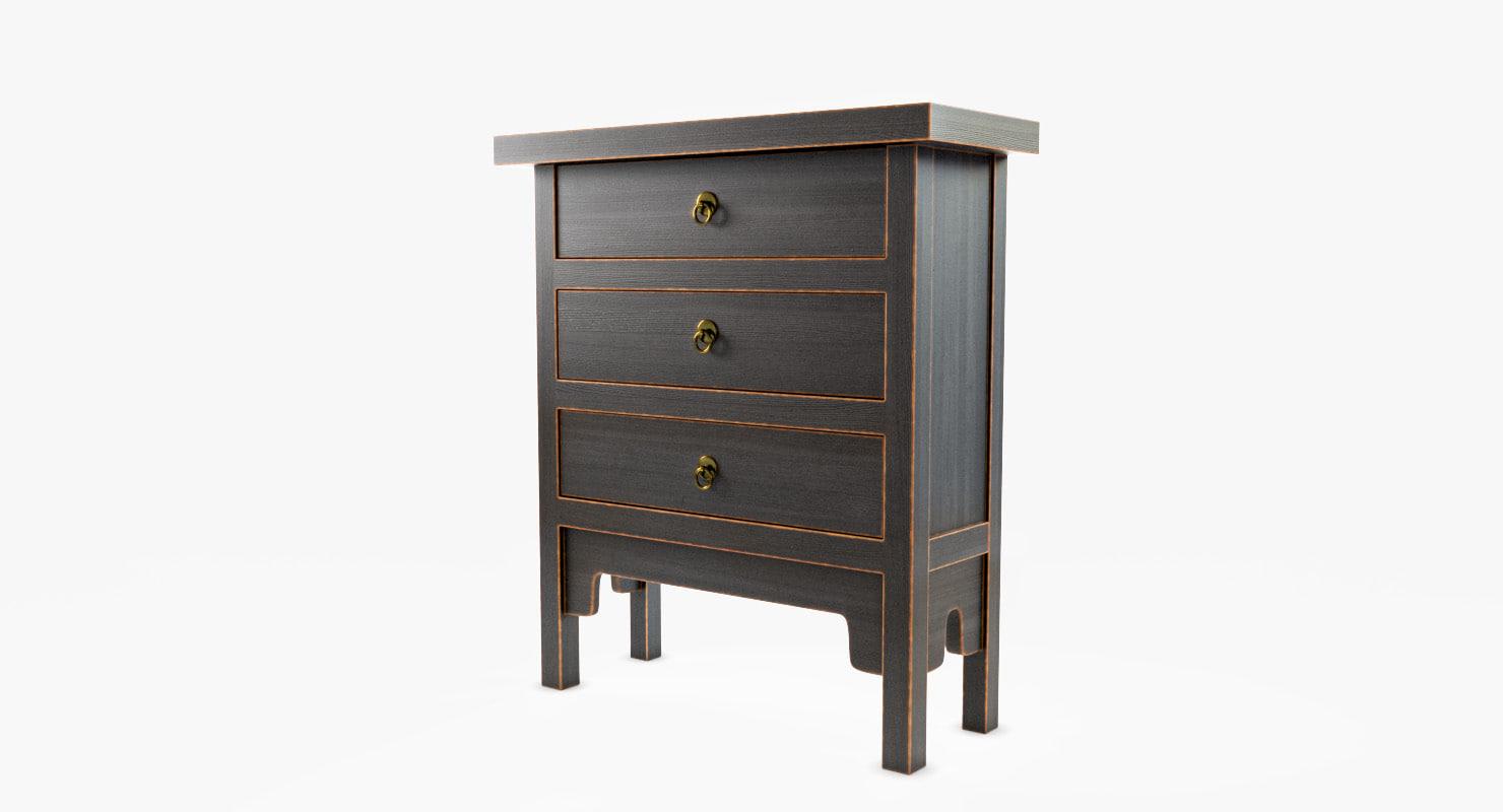 max antique cabinet