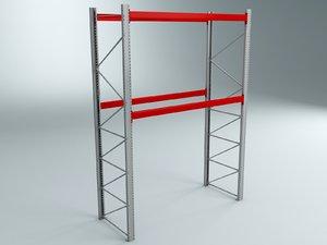 rack 3d max