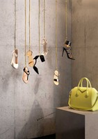 beinspiration 20 hanging shoes 3d model