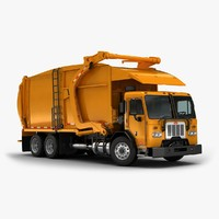 2015 320 garbage truck max