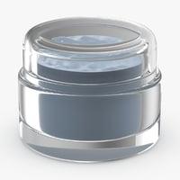 skin-cream 3d model