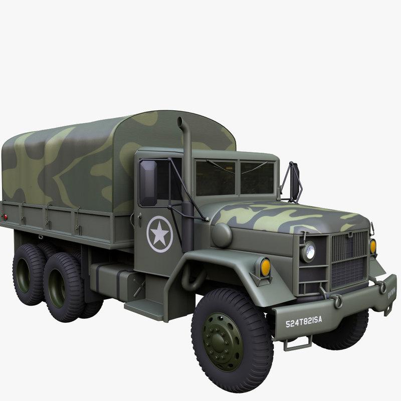 max military truck m35a2