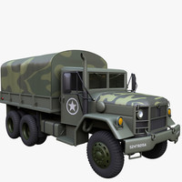 max military truck m35a2