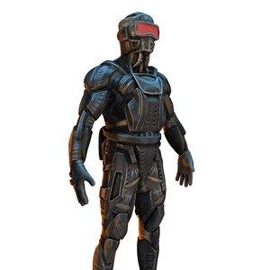 3d max future ninja