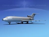 turbines c-22a boeing 727-100 3d lwo