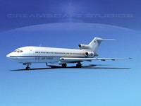 dwg turbines c-22a boeing 727-100