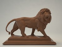 Maiwand Lion statue