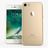 max iphone 7 gold mobile phone