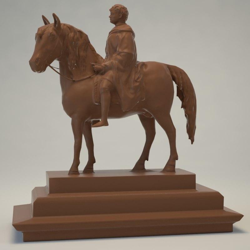 fbx statue games