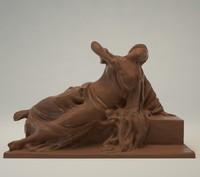 Lucretia statue