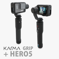 max gopro karma grip hero