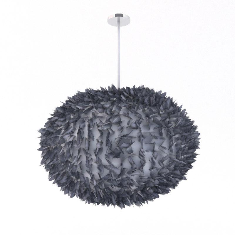 lamp living room 3d model