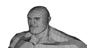 base mesh 3d ma