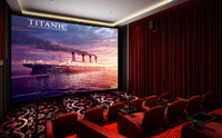 Cinema vip room