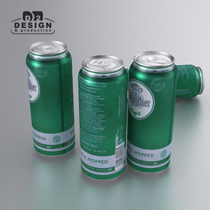 3d max warsteiner double hopped