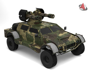 army 3d model