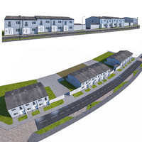 residential 3 3d max