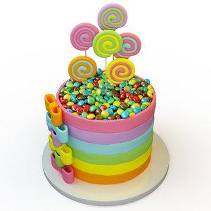 cake 057 3d max