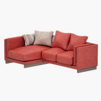 Ikea Nockeby L Sofa
