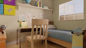 x children s bedroom