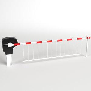 3d max level crossing