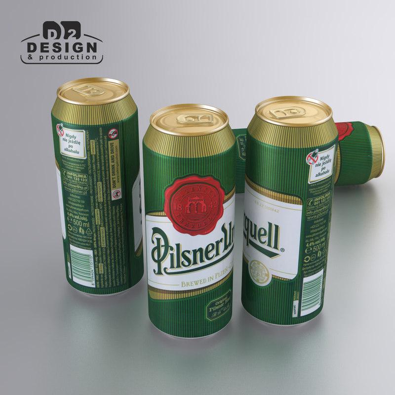 max beer pilsner urquell