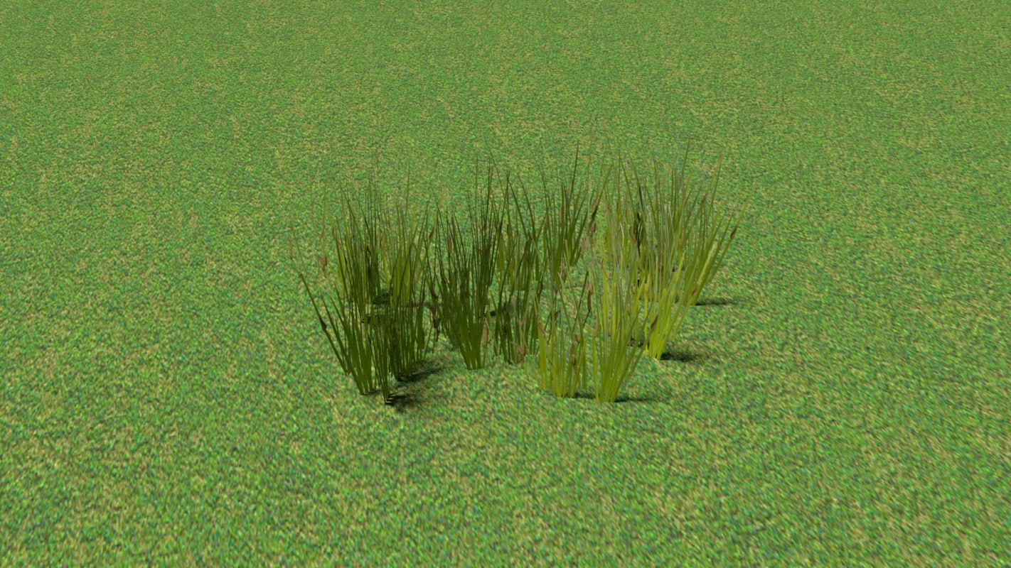 green grass patch 3ds free