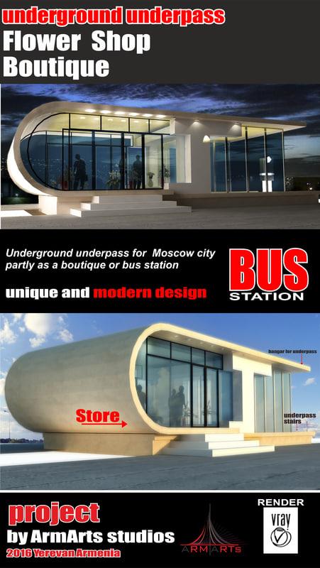 underground boutique shop max