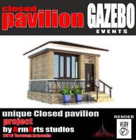 pavilion gazebo max