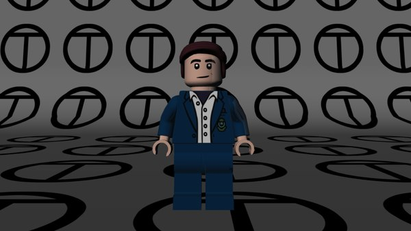 lego bruce wayne 1966 obj