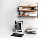 3d model workspace string pocket shelf