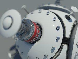 robot ball max