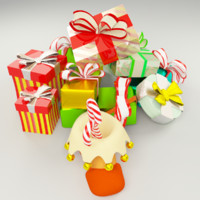 3d bunch gifts