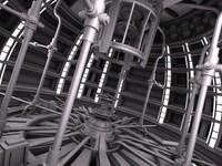 Sci Fi - Nuclear Reactor