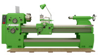 3d model lathe machine torna