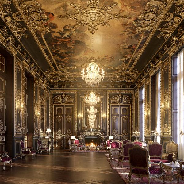 max interior scene vip lounge