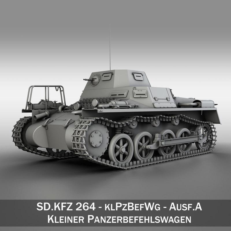 sd kfz 265 - 3d lwo