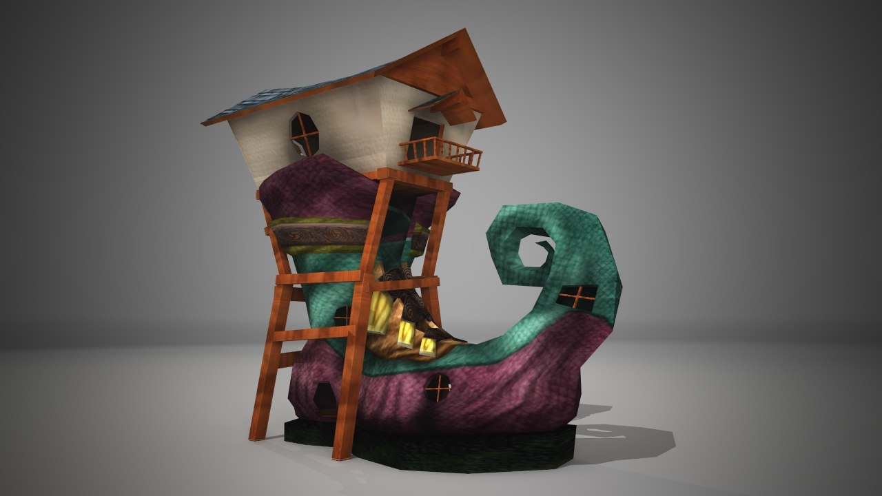 lwo boot house