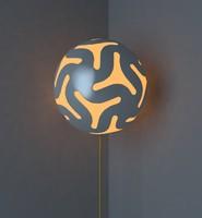 modern lamp light 3d model