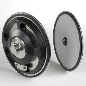 speakers 3d 3ds