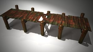 3d model docks