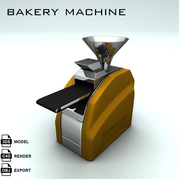 bakery machine bake max