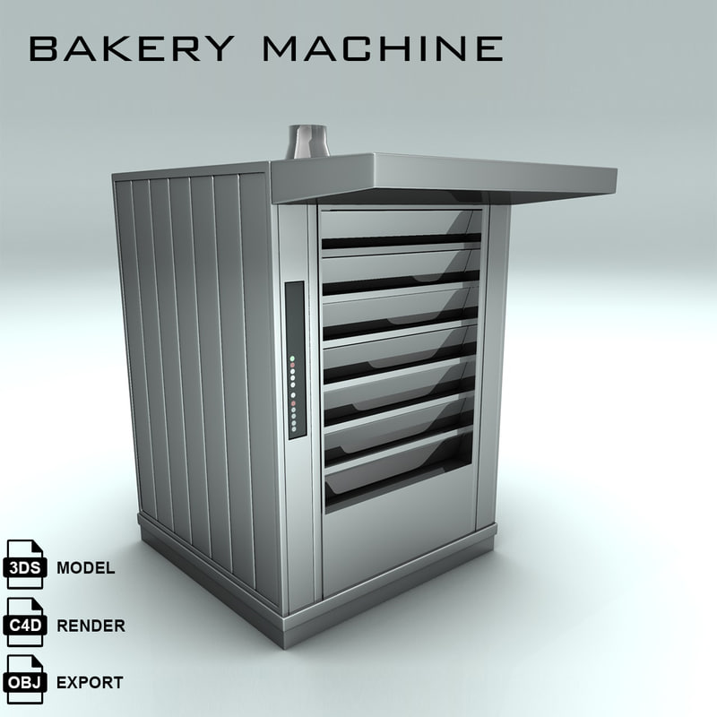 bakery machine bake x