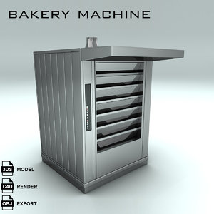 bakery machine bake x