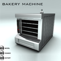 Bakery Machine 5