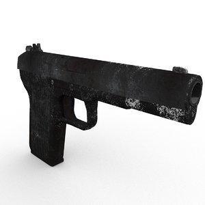 rusty tt 33 gunfire 3d 3ds